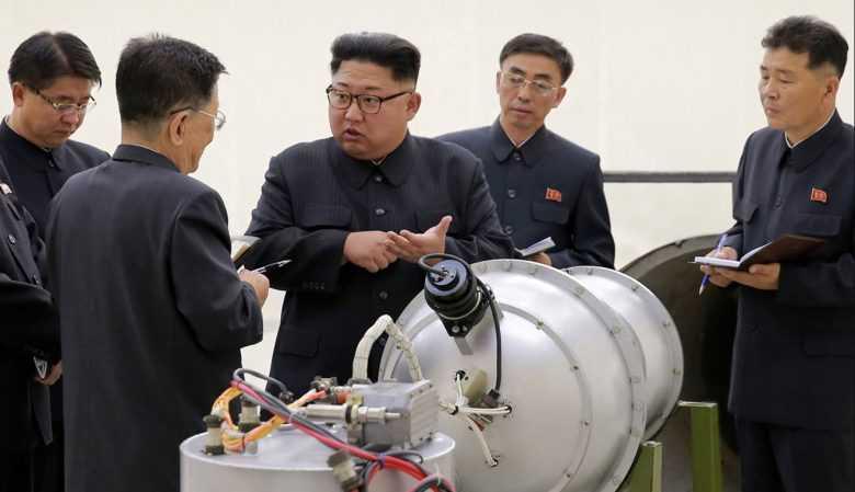 bomba hidrogeno corea del norte